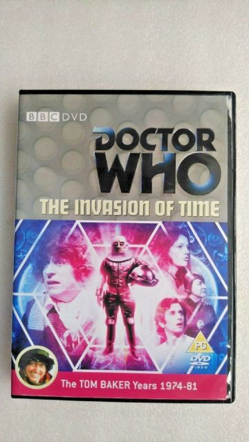 Doctor Who - The Invasion Of Time (DVD, 2008)